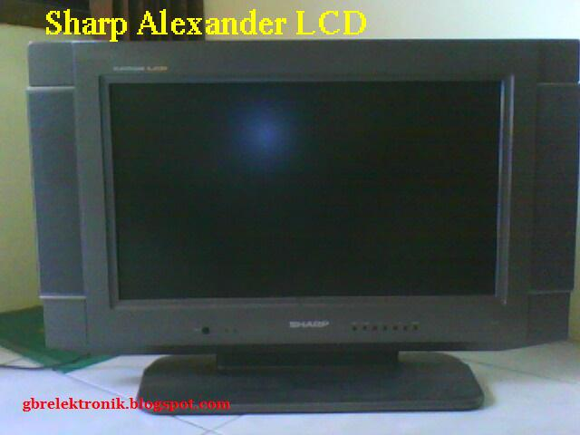 Sharp-alexander-lcd-LC-22L10M-GY
