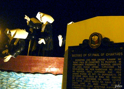 st. paul of chartes sisters at rizal avenue
