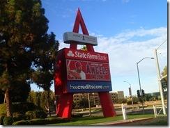 Disneyland Half Marathon Angels Stadium 6