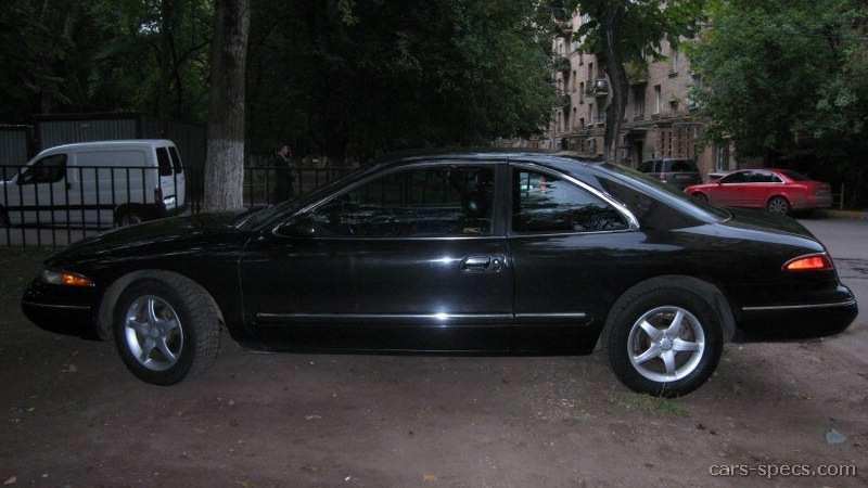 1995 lincoln mark viii coupe specifications pictures prices. Black Bedroom Furniture Sets. Home Design Ideas