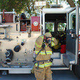 Fire Fighter Day at Mission Avenue Preschool