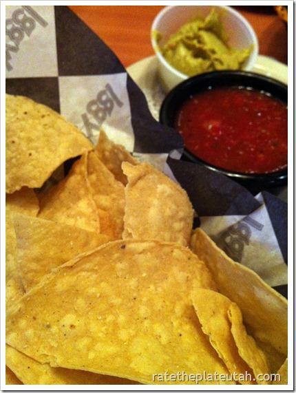 Iggy's Chips & Salsa, Guacamole