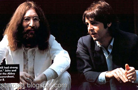 The Beatles' Abbey Road Photo Shoot Outtakes (4)