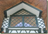 04.Swiss Cottage. Cahir. Ventana