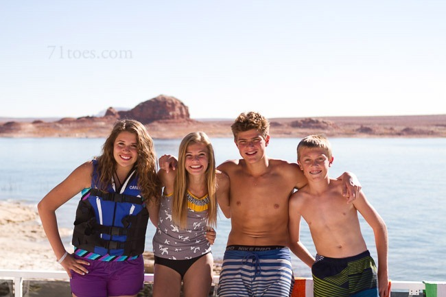 2012-10-15 Nichole's Lake Powell 63004