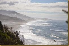 Oregon coast Gold BeachA