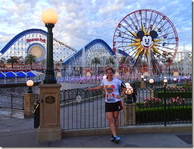 Disneyland 10K California Adventure