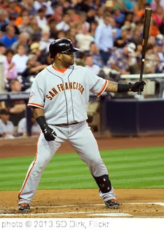 'SD Padres Pablo Sandoval' photo (c) 2013, SD Dirk - license: http://creativecommons.org/licenses/by/2.0/