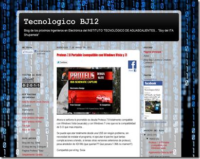 Tecnologico BJ12