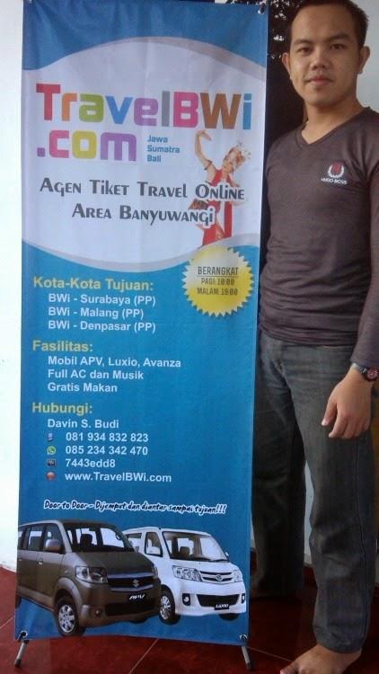 CEO Travel Banyuwangi - TravelBWi.com
