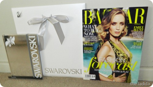 Swarovski and Harpers Bazaar - Resort Trends 2013 - Westfield Sydney  (21)