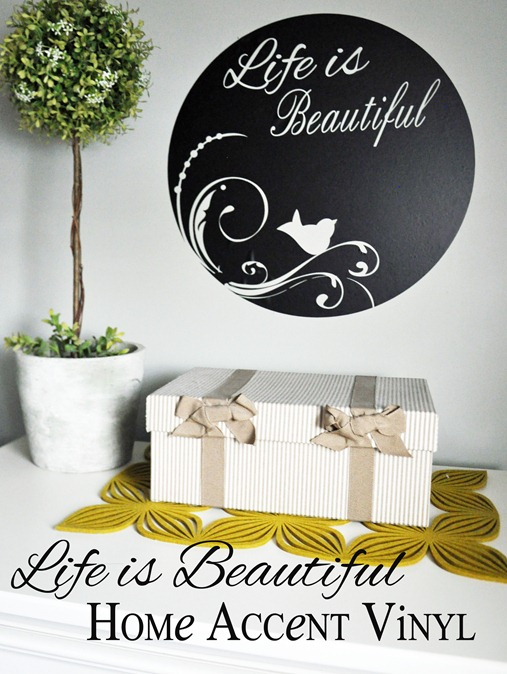 home-accent-vinyl-life-is-beautiful