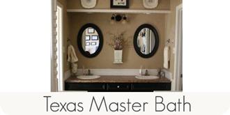 Texas master bath
