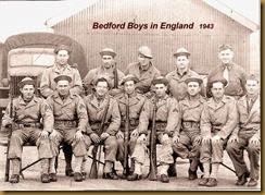 218 Bedford Boys England