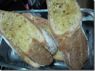 garlic baguette, 240baon