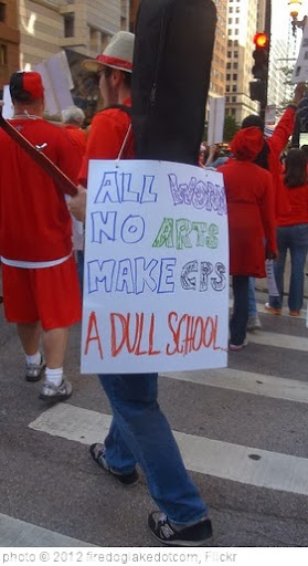 'CTU Strikes for More Arts in Education' photo (c) 2012, firedoglakedotcom - license: http://creativecommons.org/licenses/by-sa/2.0/