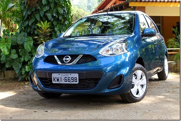 Nissan March 2015 New (15)