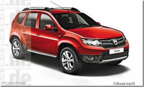 Dacia Duster Facelift 2014 05