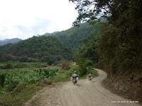 auf dem Weg nach Guanay