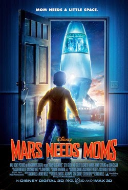 MARS NEEDS MOM