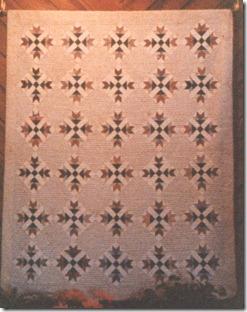 Beulah's quilt