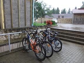 la bicicleta que nunca alquilé, Cēsis