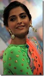 Sonam Kapoor Launches Filmfare Makeover Issue Photos