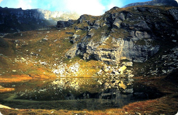 valle d'aosta valfredda inferiore