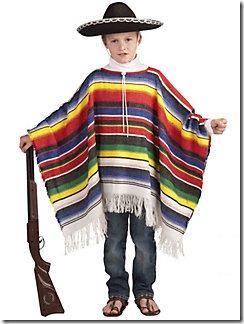 disfraces con poncho (4)