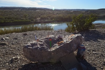 leave your dollars and support the schools of Boquillas?