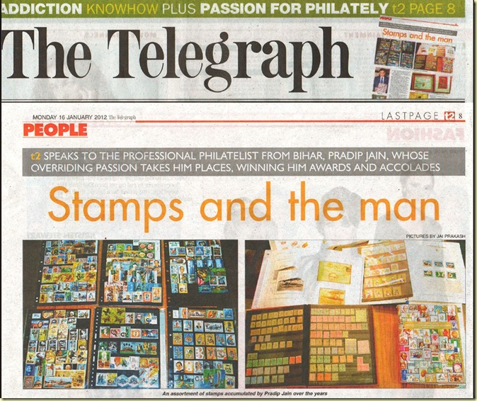 Telegraph NewsL