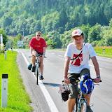 Nyári biciklitúra - Őrség, Alpokalja, 2011. augusztus 1-7.