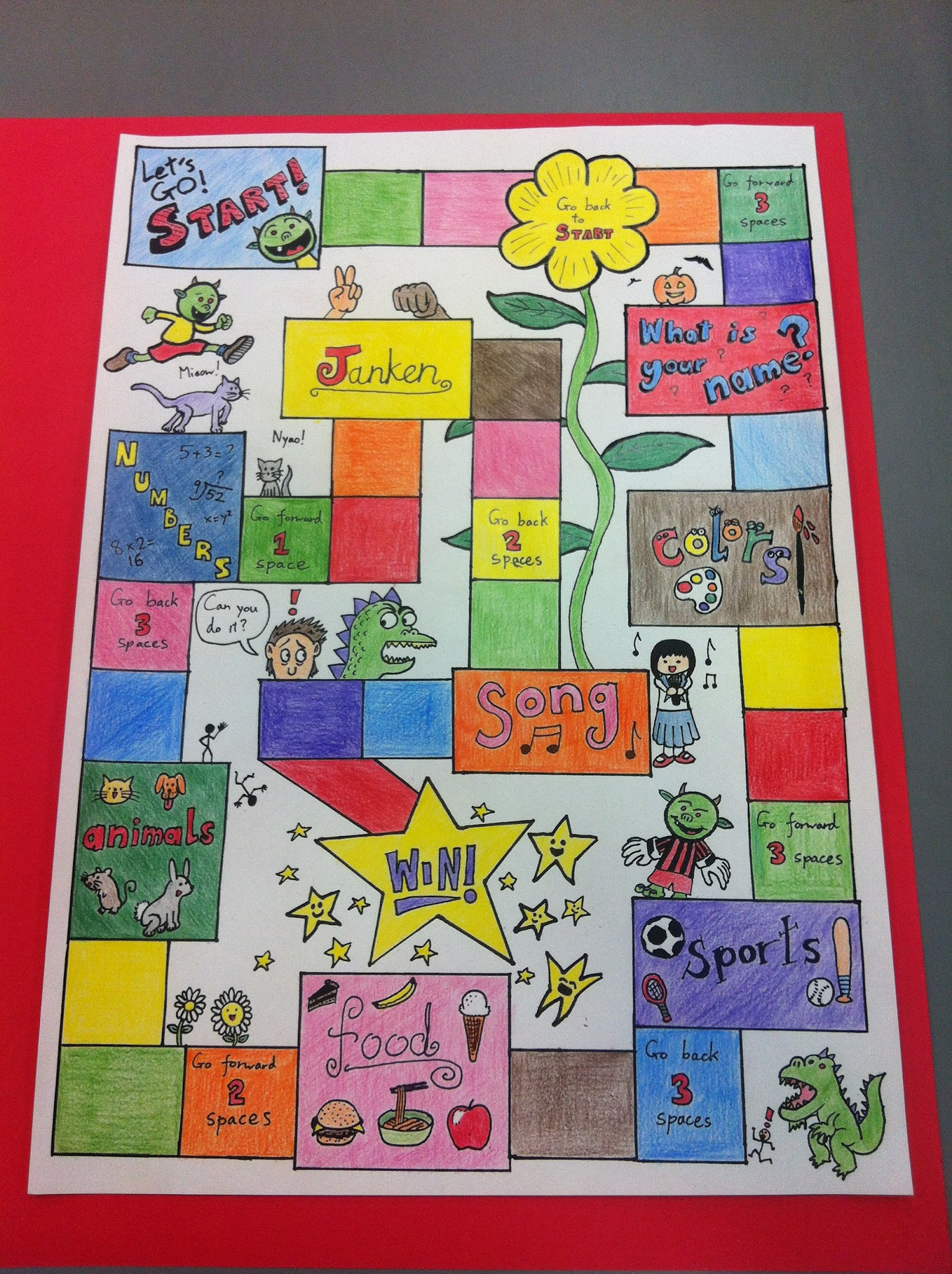 Classroom Game Ideas For College : Board game ideas for school projects pixshark