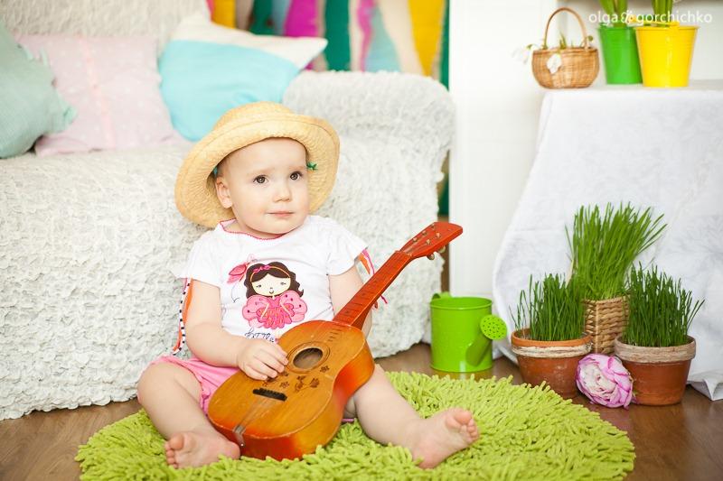 Фотопроект Весеннее настроение. Детский фотограф Гродно