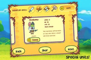 Screenshot of Tree Fortress - Free Kids Game