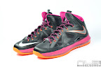 lebron10 floridians 07 web white The Showcase: Nike LeBron X Miami Floridians Throwback