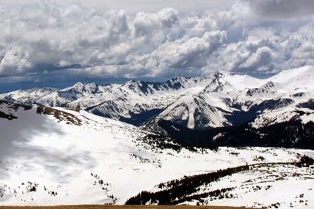 Trail Ridge Road May 2014