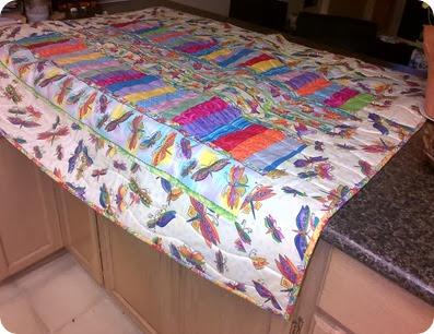 121.Noella's quilt