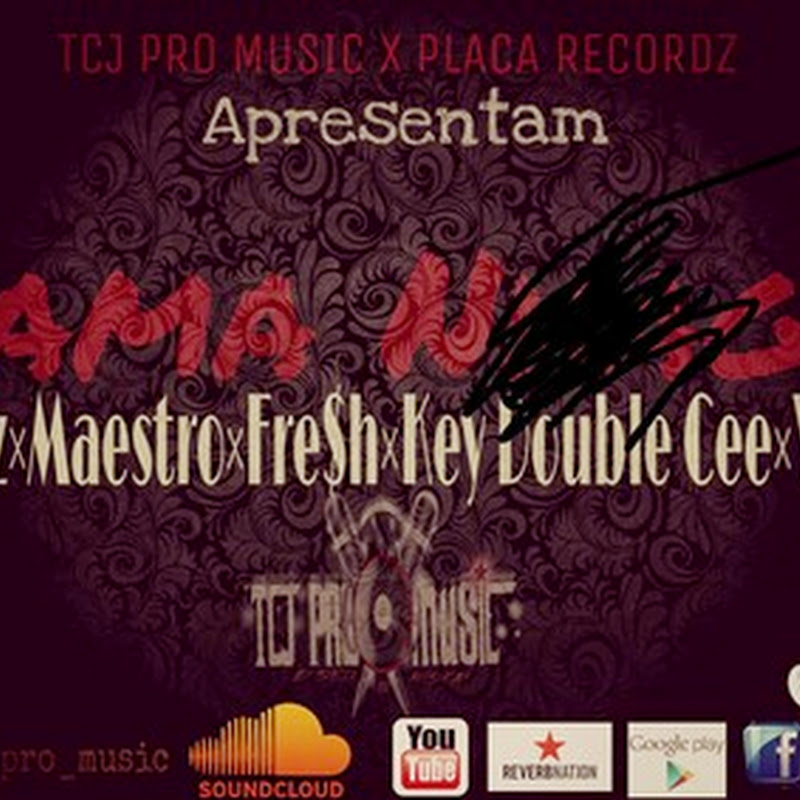 Tchillz + Maestro + Fre$h + Key Double + Yung M–Mama Ngai (Hiphop 2k15) [Download]