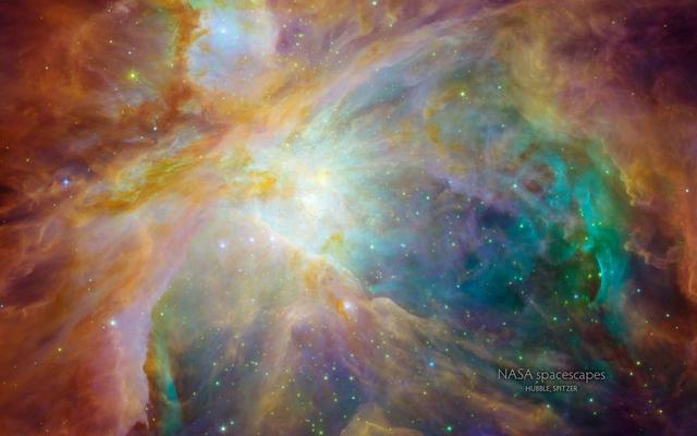 Υπέροχο αστρικό χάος στον Ωρίωνα