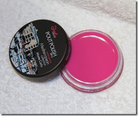 Sleek pout polish Monte Carlo