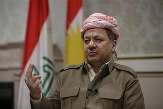 Kurdish-president-Massoud-Barzani