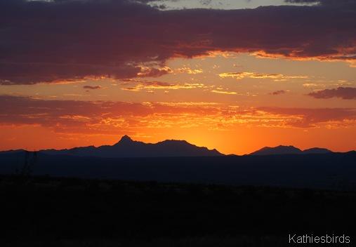 6. baboquivari peak sunset-kab