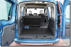 Dacia Lodgy - Renault Kangoo - Peugeot Partner 09