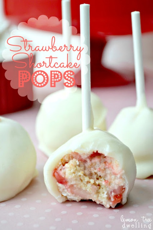 Strawberry Shortcake Pops 1