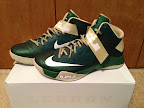 nike zoom soldier 6 pe svsm away 2 02 Nike Zoom LeBron Soldier VI Version No. 5   Home Alternate PE