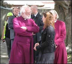 Ros_Deane_and_Archbishop_of_Canterbury