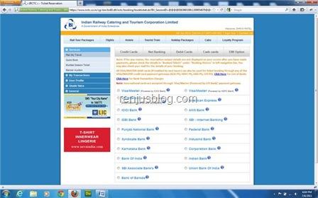 IRCTC-Payment-Gateway