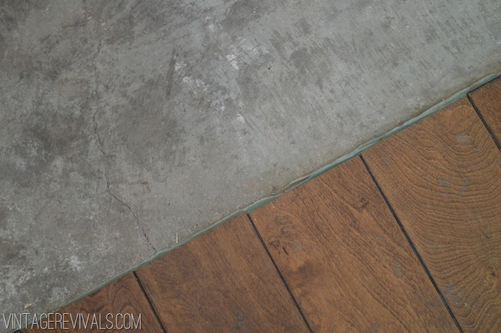 Foyer Tile Direction : What would you do? wood floor edition u2022 vintage revivals