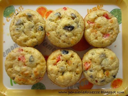 Mediterranean Muffins 2